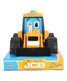 JCB My 1st Big Wheeler Joey - Yellow Blue