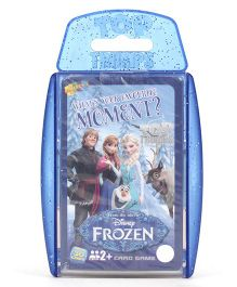 Top Trumps Disney Frozen Card Games - 30 Cards