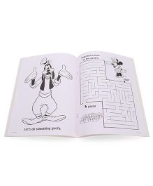 Disney Mickey Mouse And Friends Coloring Activity Fun Book - English