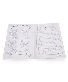 Disney Mickey Mouse And Friends Holiday Play Coloring Activity Fun Book - English