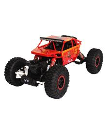 Emob Remote Controlled Rock Crawler Toy Monster Car - Red