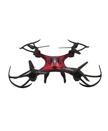 Emob High Speed 6 Axis Radio Control Gyro Quadcopter Drone - Red