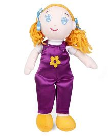 Gemini Toys Fabric Doll Premium Purple - 25 cm