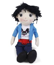 Gemini Toys Candy Doll Blue - 48 cm