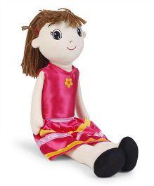 Gemini Toys Candy Doll Dark Pink - 48 cm