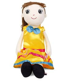 Gemini Toys Candy Doll Yellow - 50 cm