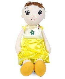 Gemini Toys Candy Doll Yellow Premium - 50 cm