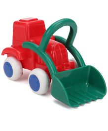 Maxi-Cosi Trucks JCB Model Plastic Toy - Red & Green
