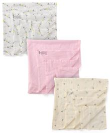 Pinehill Snuggler Baby Wraps - Pack Of 3