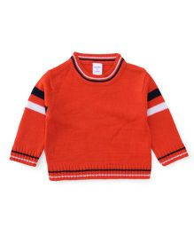 Wonderchild Stylish Sweater - Orange