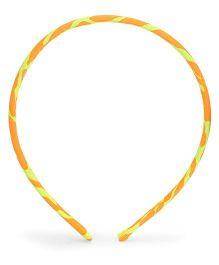 Glixie Hair Band - Multicolor
