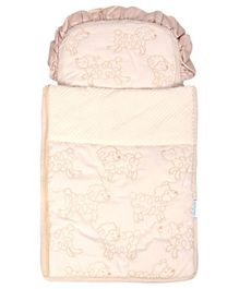 Abracadabra Baby Nest Bag - Count the Sheep