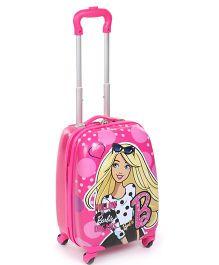 Barbie Follow Dreams Luggage Bag - Pink