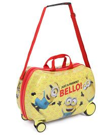 Minions Just A Friendly Bello Bag - Yellow