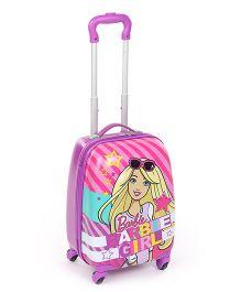 Barbie Luggage Bag - Purple