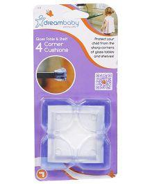 Dreambaby Glass Table And Shelf Corner Cushions - Set Of 4