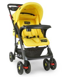 Luv Lap Sports Stroller 18243 - Yellow