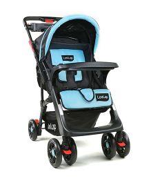 Luv Lap Sports Stroller 18252 - Blue & Black