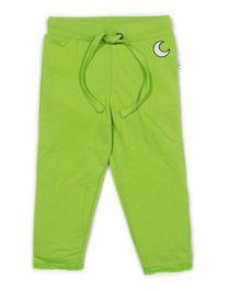 Solittle Full Length Drawstring Pant - Green