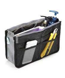 Home Union Multipurpose Handbag Organizer  - Black