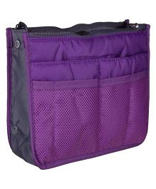 Home Union Multipurpose Handbag Organizer - Purple