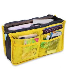 Home Union Multipurpose Handbag Organizer - Yellow