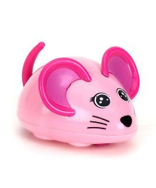 Playmate Wind Up Mouse Toy - Pink
