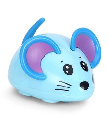 Playmate Wind Up Mouse Toy - Blue