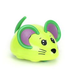 Playmate Wind Up Mouse Toy - Green