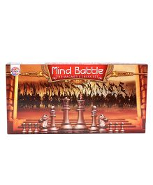 Ratnas Magnetic Chess Game