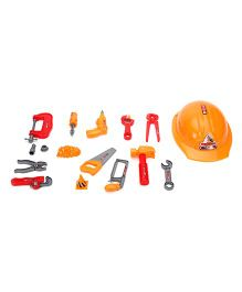 Playmate Tool Kit Multicolor - 15 Pieces