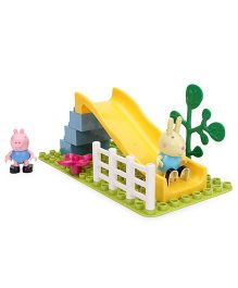 Peppa Pig Playground Construction Set - Multicolor