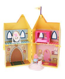 Princess Peppa's Enchanting Tower Doll House - Multi Color