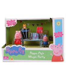 Peppa Pig Magic Party Set - Multi Color