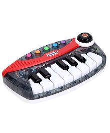 Little Tikes Pop Tunes Keyboard - Black And White