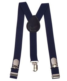 Miss Diva Smart Suspender - Navy Blue