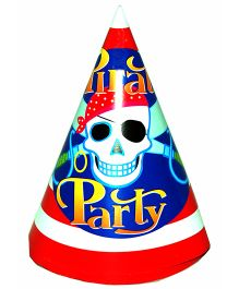 Shopaparty Pirate Hats - Multicolour