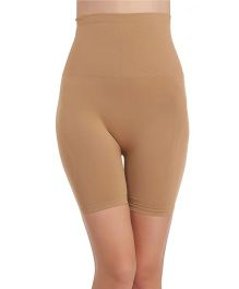 Clovia 4-in-1 Maternity Shape Wear - Brown