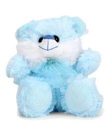 Funzoo Teddy Bear Soft Toy Blue - 20 cm
