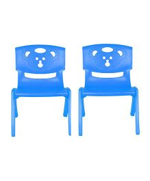 Sunbaby Magic Bear Chair Set Of 2 - Blue