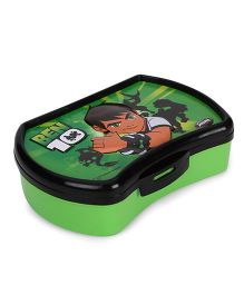 Jewel Lunch Box Set Ben10 Print - Green