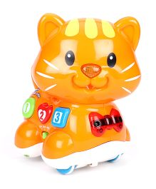Vtech Catch Me Kitten - Orange