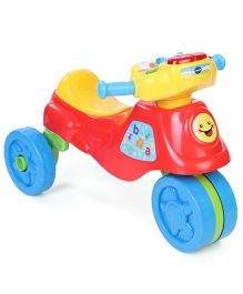 VTech 2 In 1 Go & Learn Motorbike - Multicolor