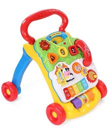 Vtech First Step Baby Walker - Multicolor