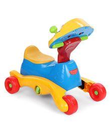 Vtech 3 In 1 Smart Wheels Ride On - Multicolor
