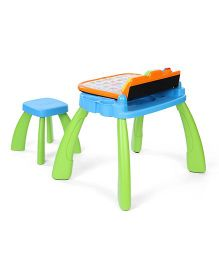 Vtech Interactive Learning Desk - Multicolor