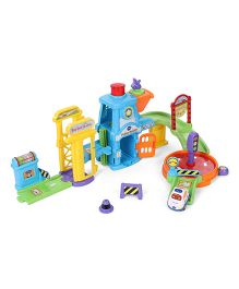 Vtech Toot Toot Drivers Police Station - Multicolor
