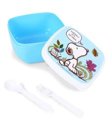 Jewel Lunch Box Set - Blue