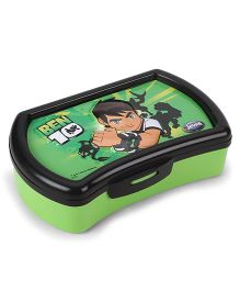Jewel Ben 10 Print Lunch Box Small - Green