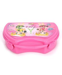 Jewel Lunch Box - Pink